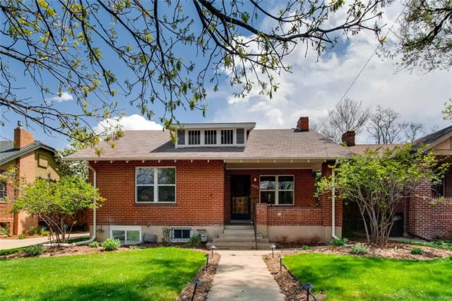 1622 Clermont Street, Denver, CO 80220 (#6180829) :: The Pete Cook Home Group