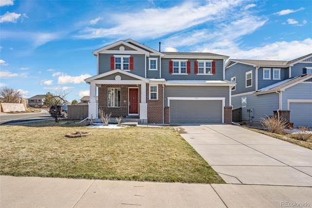5869 Raleigh Circle, Castle Rock, CO 80104 (MLS #6180922) :: The Sam Biller Home Team