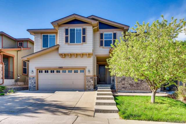 5263 Clovervale Circle, Highlands Ranch, CO 80130 (#6180938) :: The Heyl Group at Keller Williams