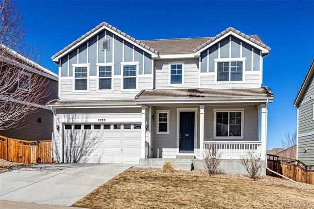 2783 Deerfoot Way, Castle Rock, CO 80109 (MLS #6180954) :: 8z Real Estate