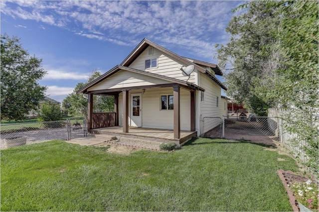 309 Lee Street, Briggsdale, CO 80611 (#6181149) :: The Healey Group