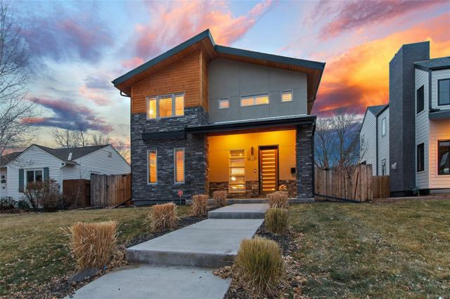 1625 S Cook Street, Denver, CO 80210 (#6181540) :: The HomeSmiths Team - Keller Williams