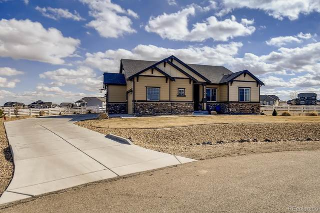 11680 E 163rd Court, Brighton, CO 80602 (MLS #6181552) :: 8z Real Estate