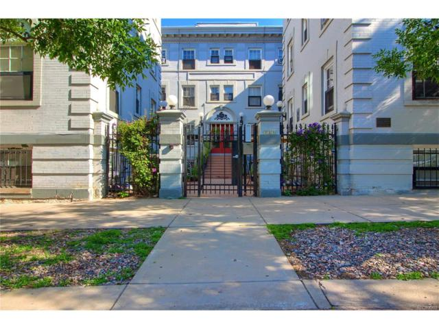 215 E 11th Avenue B1, Denver, CO 80203 (MLS #6181610) :: 8z Real Estate