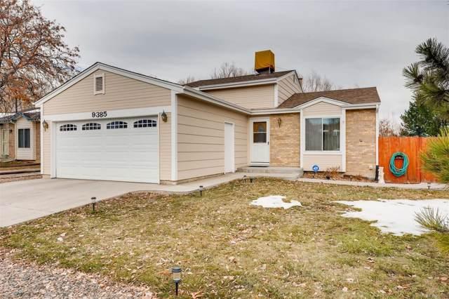 9385 W Wagon Trail Drive, Denver, CO 80123 (MLS #6181631) :: 8z Real Estate