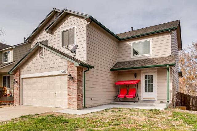5823 E 123rd Drive, Brighton, CO 80602 (#6182247) :: Bring Home Denver