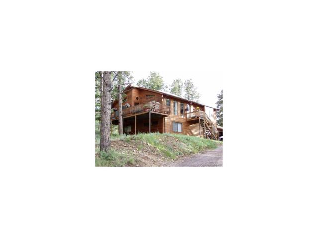 326 Bluebird Lane, Bailey, CO 80421 (MLS #6182420) :: 8z Real Estate