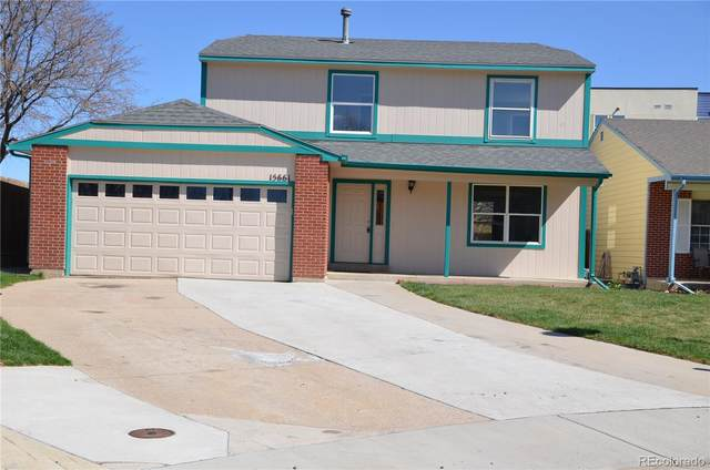 15661 E Custer Place, Aurora, CO 80017 (#6182577) :: HomeSmart