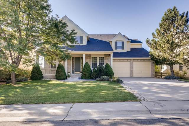14420 W Dartmouth Drive, Lakewood, CO 80228 (#6182648) :: The Tamborra Team