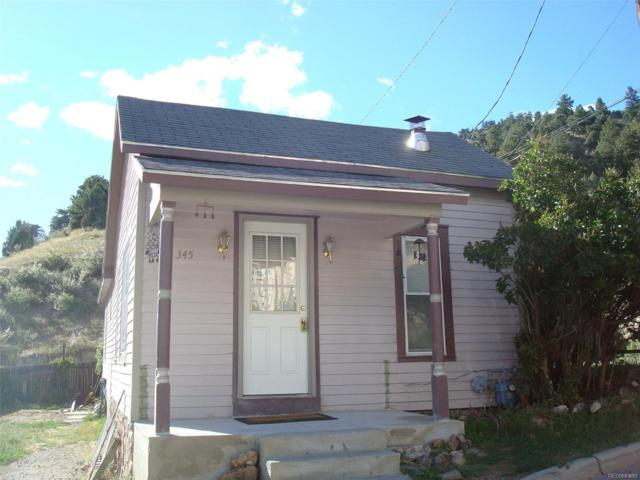 345 8th Avenue, Idaho Springs, CO 80452 (MLS #6182727) :: 8z Real Estate