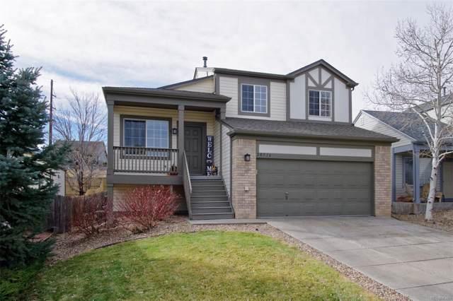 20516 Willowbend Lane, Parker, CO 80138 (#6183051) :: Colorado Home Finder Realty