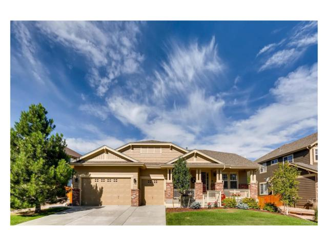 7539 Kimberly Drive, Castle Rock, CO 80108 (MLS #6183413) :: 8z Real Estate
