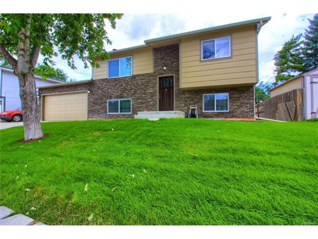 9765 W Walker Place, Littleton, CO 80123 (MLS #6183423) :: 8z Real Estate