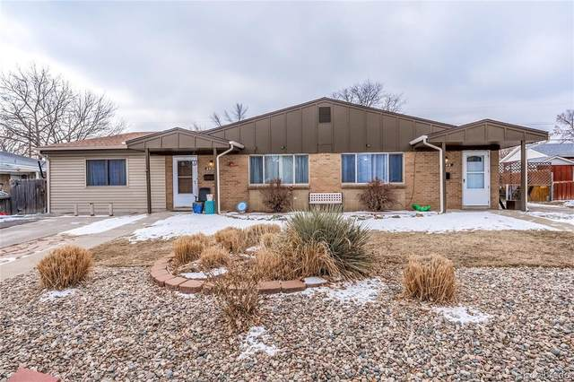 6930 W Mexico Drive, Lakewood, CO 80232 (#6183586) :: Colorado Home Finder Realty