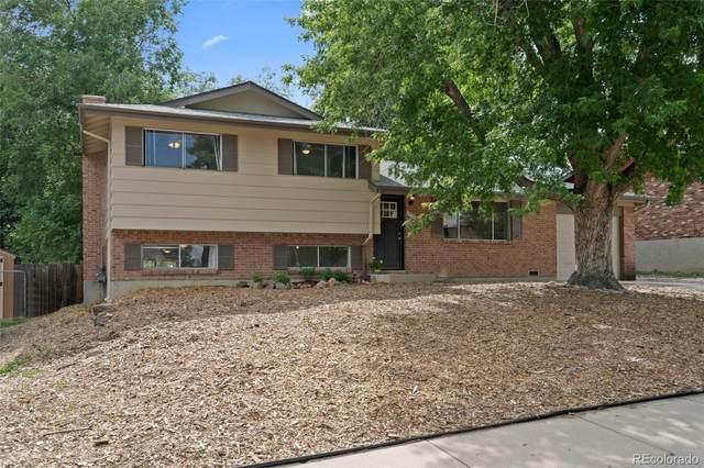 1930 Kodiak Drive, Colorado Springs, CO 80910 (#6184052) :: The Gilbert Group