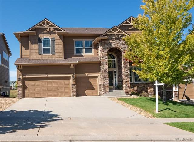 12063 Blackwell Way, Parker, CO 80138 (#6184309) :: The Brokerage Group