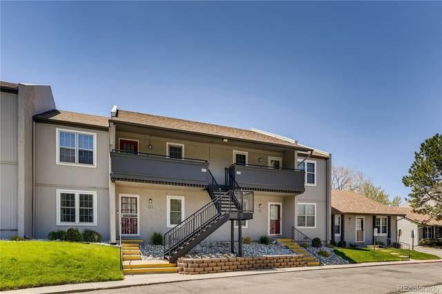 7165 S Gaylord Street F08, Centennial, CO 80122 (#6184637) :: Compass Colorado Realty