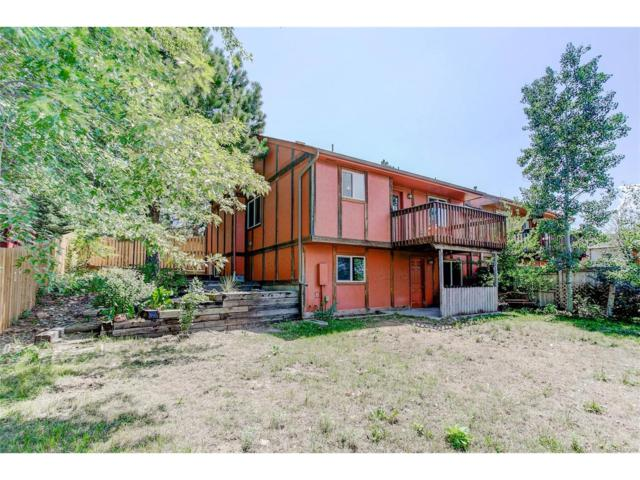 484 S Larkspur Drive, Castle Rock, CO 80104 (MLS #6184696) :: 8z Real Estate