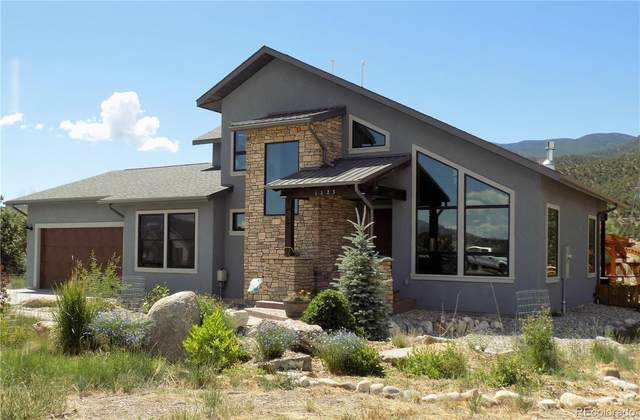 1123 E Ouray, Poncha Springs, CO 81242 (#6185323) :: The Margolis Team