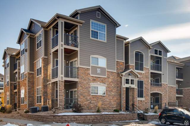 1450 Blue Sky Way 12-101, Erie, CO 80516 (MLS #6185666) :: Colorado Real Estate : The Space Agency