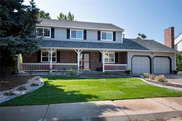 10536 W Noddle Mountain, Littleton, CO 80127 (#6186026) :: James Crocker Team