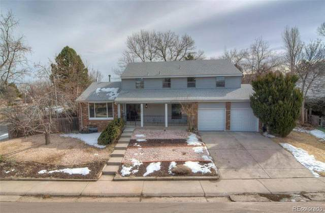 7692 E Bates Drive, Denver, CO 80231 (#6186224) :: Chateaux Realty Group