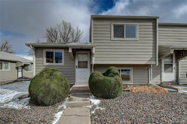 5711 W 92nd Avenue #25, Westminster, CO 80031 (#6186914) :: The DeGrood Team