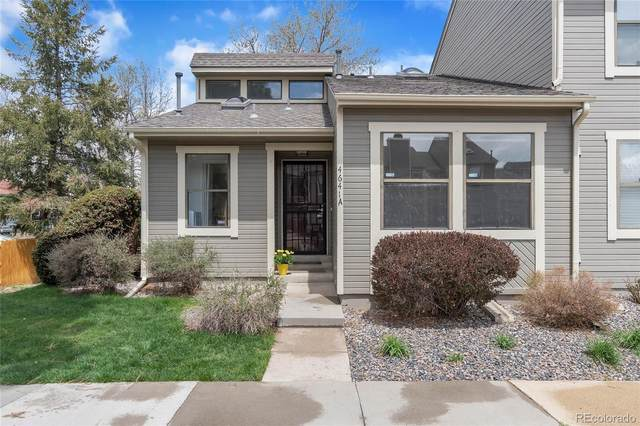 4641 S Fraser Circle A, Aurora, CO 80015 (#6186979) :: The DeGrood Team