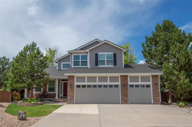 7 E Burgundy Lane, Highlands Ranch, CO 80126 (#6187441) :: The HomeSmiths Team - Keller Williams