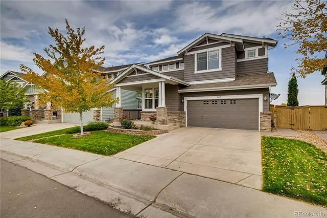 3129 Windridge Circle, Highlands Ranch, CO 80126 (MLS #6187532) :: 8z Real Estate