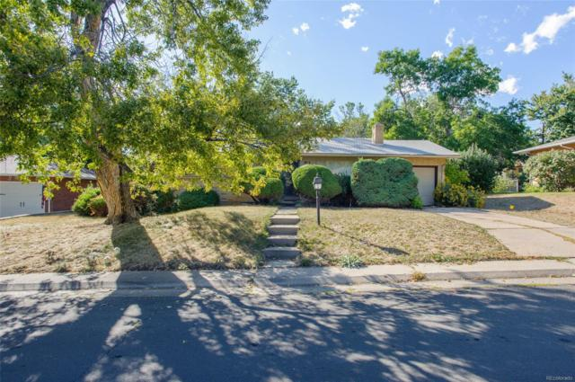 2845 S Winona Court, Denver, CO 80236 (#6187777) :: The Griffith Home Team