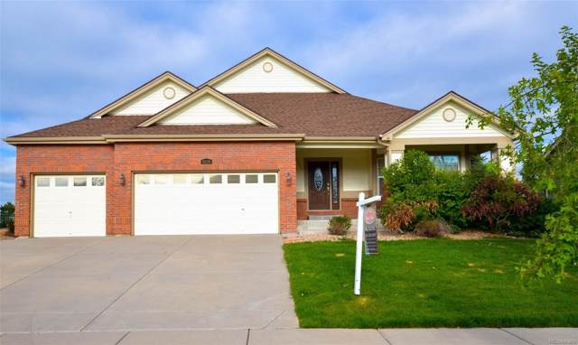 8039 S Country Club Parkway, Aurora, CO 80016 (#6187904) :: The Healey Group