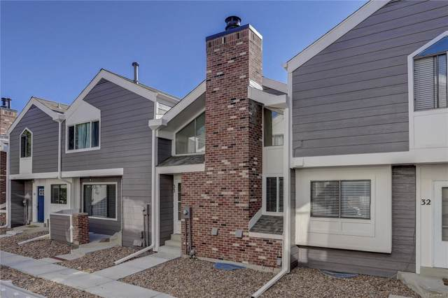 6855 W 84th Way #33, Arvada, CO 80003 (#6188079) :: The Heyl Group at Keller Williams