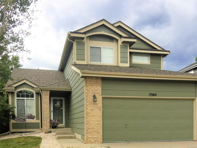 3966 Garnet Lane, Highlands Ranch, CO 80126 (#6188277) :: The Sold By Simmons Team