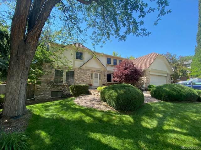 10954 E Crestline Avenue, Englewood, CO 80111 (MLS #6188394) :: Find Colorado Real Estate