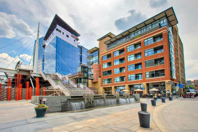 2100 16th Street #608, Denver, CO 80202 (MLS #6188555) :: 8z Real Estate
