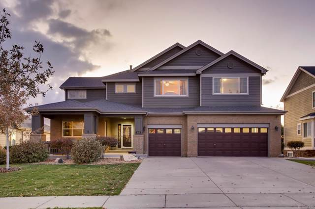 8119 S Country Club Parkway, Aurora, CO 80016 (#6189037) :: The Healey Group