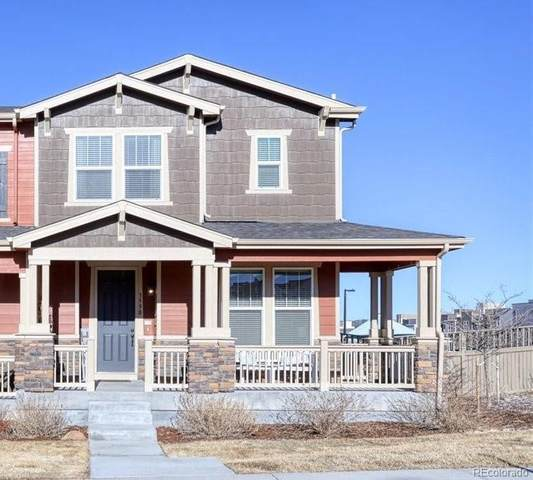 3550 Fennel Street, Castle Rock, CO 80109 (#6189211) :: iHomes Colorado