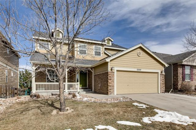 23357 Mill Valley Place, Parker, CO 80138 (#6189497) :: Wisdom Real Estate