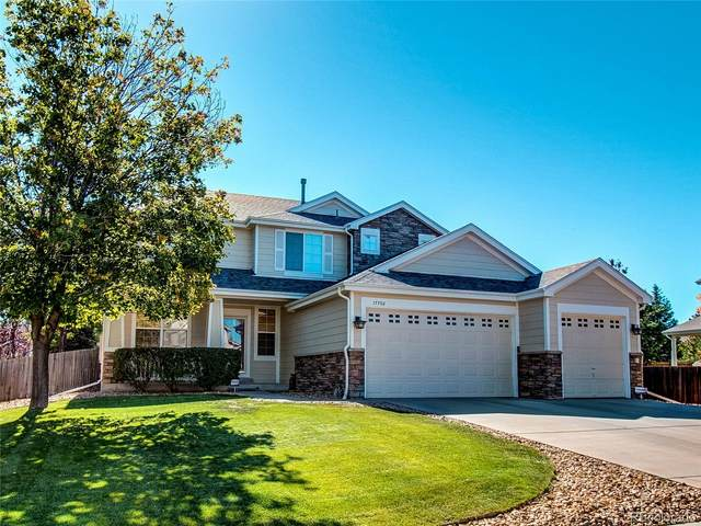 17702 E Sundew Street, Parker, CO 80134 (#6190174) :: Chateaux Realty Group
