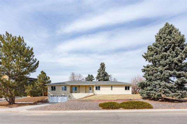 2369 Crabtree Drive, Centennial, CO 80121 (MLS #6190178) :: 8z Real Estate