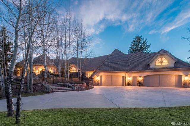 31135 Skokie Lane, Evergreen, CO 80439 (#6190657) :: The Dixon Group