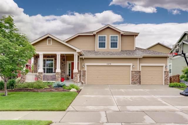 11678 Blackmoor Street, Parker, CO 80138 (MLS #6190803) :: 8z Real Estate