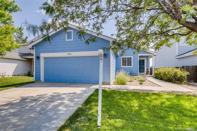 16638 E Phillips Lane, Englewood, CO 80112 (#6191149) :: Kimberly Austin Properties