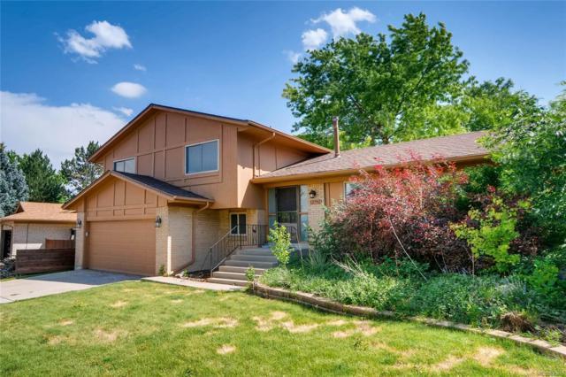 12792 W Jewell Circle, Lakewood, CO 80228 (#6191221) :: Wisdom Real Estate