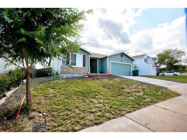 1271 Ancestra Drive, Fountain, CO 80817 (MLS #6191427) :: 8z Real Estate