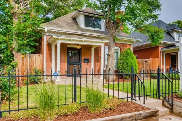 3340 N Franklin Street, Denver, CO 80205 (#6191524) :: The Colorado Foothills Team | Berkshire Hathaway Elevated Living Real Estate