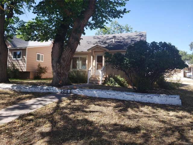 1336 S 25th Street, Colorado Springs, CO 80904 (MLS #6191631) :: 8z Real Estate
