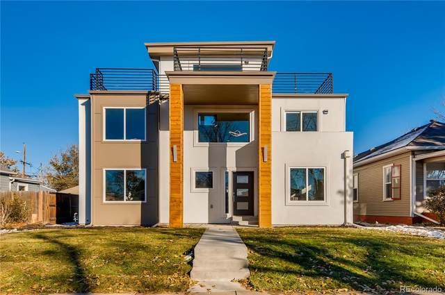 4966 Knox Court, Denver, CO 80221 (#6192197) :: The HomeSmiths Team - Keller Williams