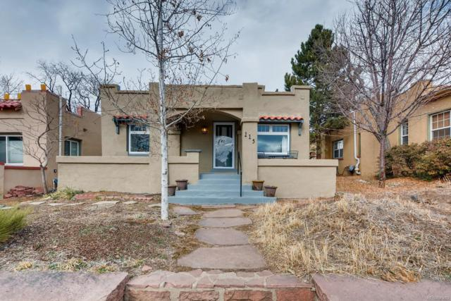 115 E Vassar Avenue, Denver, CO 80210 (#6192305) :: Wisdom Real Estate